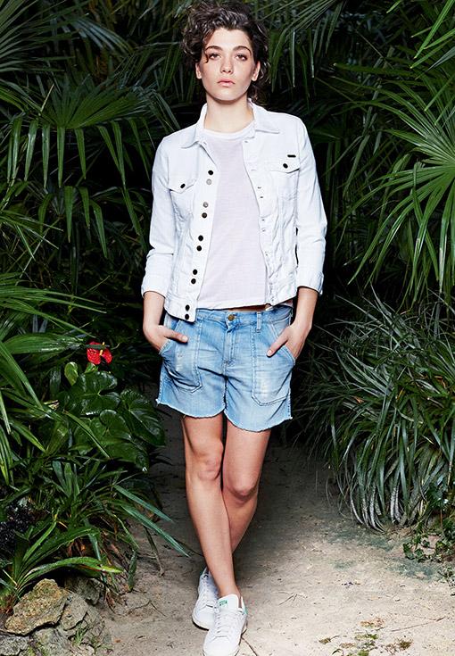 Acquaverde jeans collection printemps été 2015