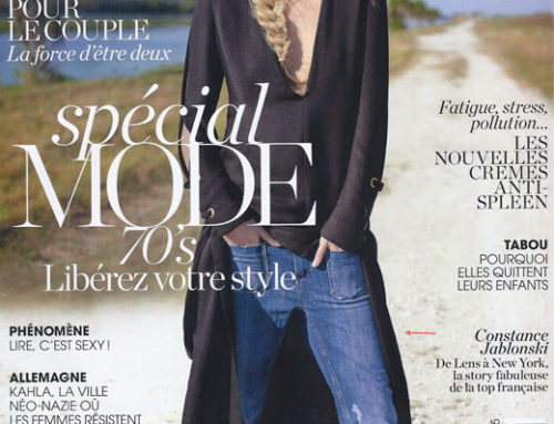 Marie Claire – Mars 2015