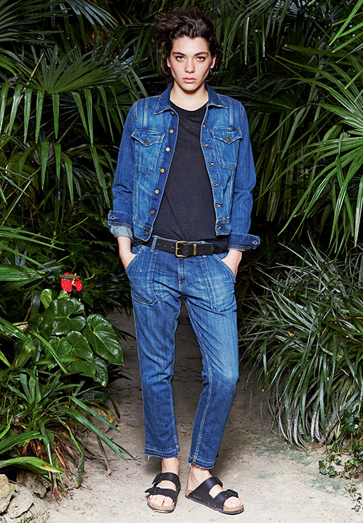 Acquaverde jeans collection printemps été 2015