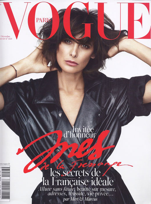 Acquaverde - Parution Vogue Janvier 2015